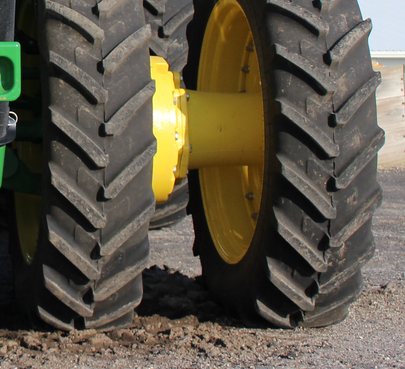 Better Traction Ag Tire Basics