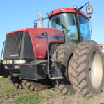 Row Crop Duals Case IH Front Angle