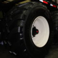 Meyer HFX2800 Silage Trailer with Massive 710 Cross Section Flotation