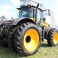 JCB USA Fastrac 8330 MFWD Row Crop:  43 MPH Top Speed