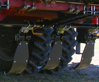 Reduce Stubble Damage:  TIRE MANUFACTURER'S ANSWER