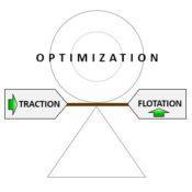 Traction & Flotation OPTIMIZATION