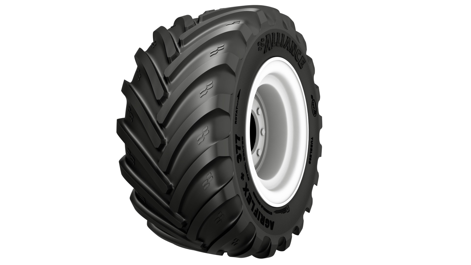 NEW PRODUCT:  Alliance Agriflex+ 377