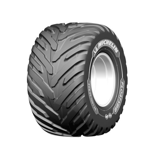 Michelin Offers Additional Sizes to AG Spreader Line